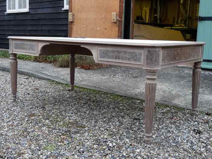 European Walnut Period Desk 2