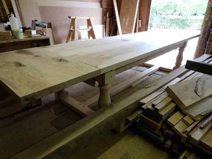 Extending Dining Table 3